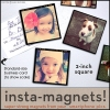 Insta-Magnets (old dog, new trick!)