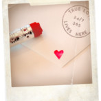 a little love {stamp}