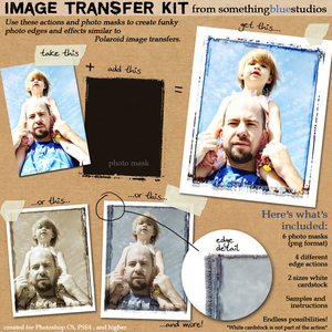 Image Transfer Action Kit