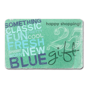 $25 Gift Certificate for Something Blue Studios